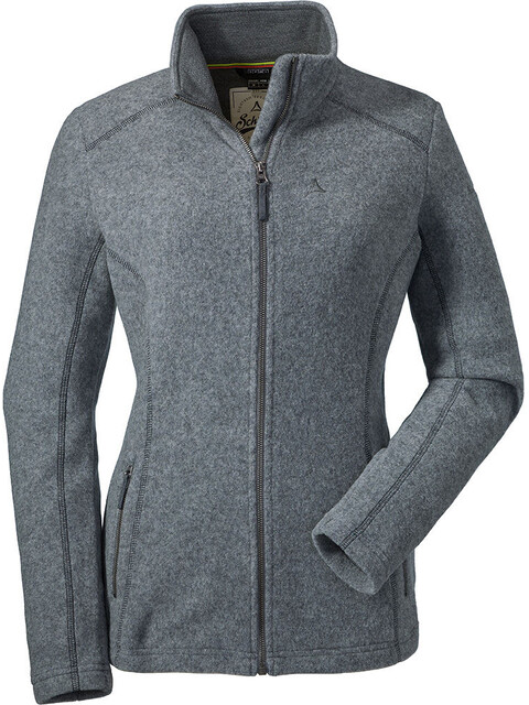 Schöffel Tscherms1 Fleece Jacket Women frost gey melange